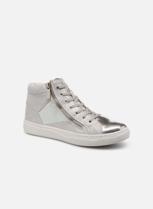 Høje hæle Marco Tozzi Lizok Grå detaljeret billede af skoene
