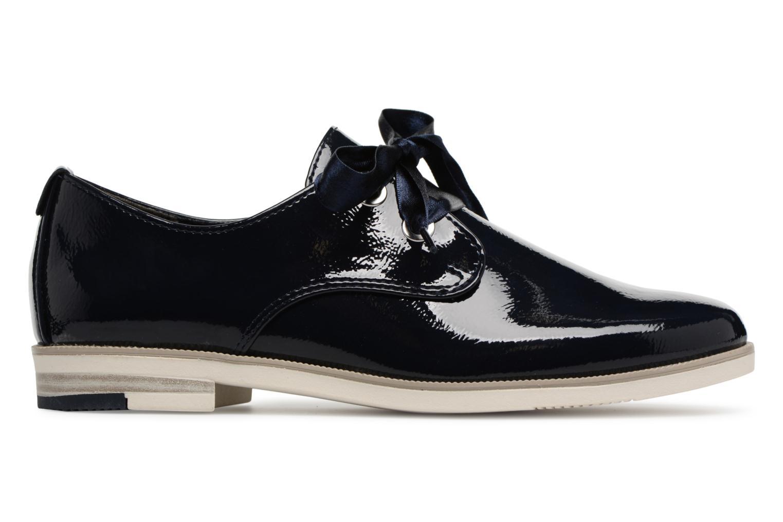 Chaussures à lacets Marco Tozzi Horio Bleu vue derrière