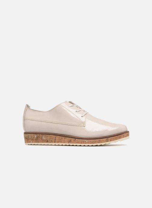 Chaussures à lacets Marco Tozzi Aroga Gris vue derrière