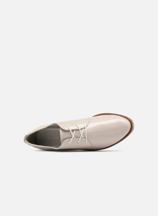 Zapatos con cordones Marco Tozzi Aroga Gris vista lateral izquierda