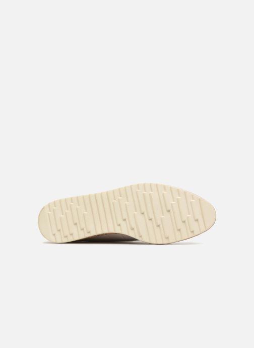 Zapatos con cordones Marco Tozzi Aroga Gris vista de arriba