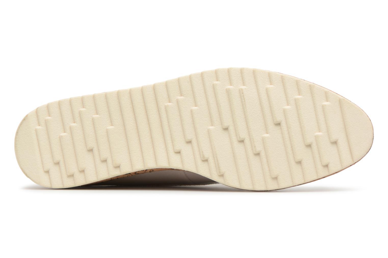 Chaussures à lacets Marco Tozzi Aroga Gris vue haut