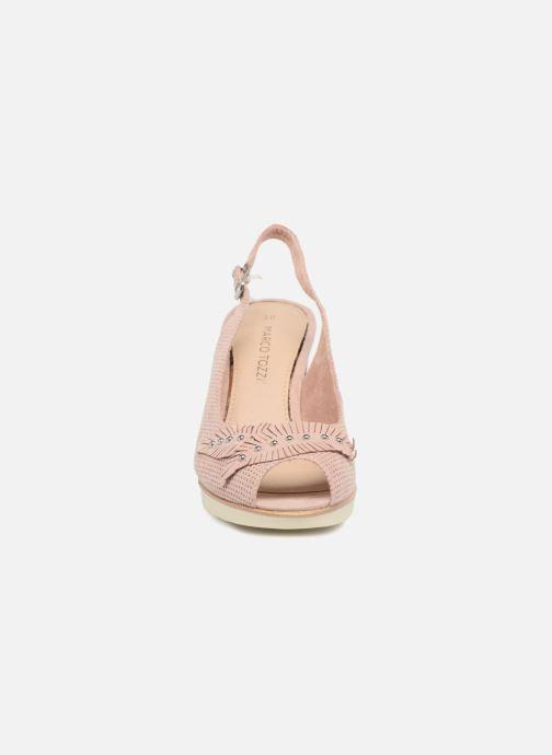 Escarpins Marco Tozzi Joven Rose vue portées chaussures