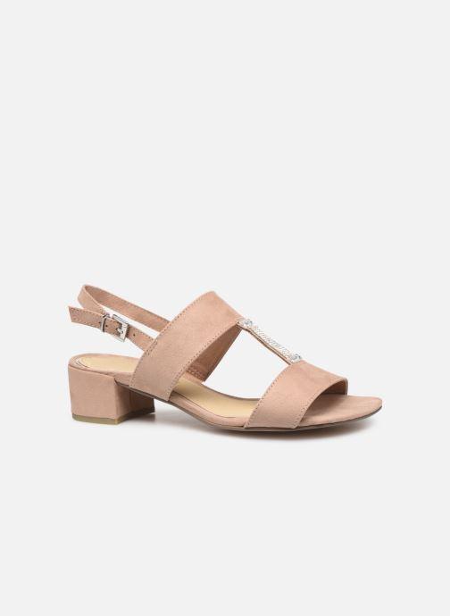 Sandales et nu-pieds Marco Tozzi Nyla 2 Beige vue derrière