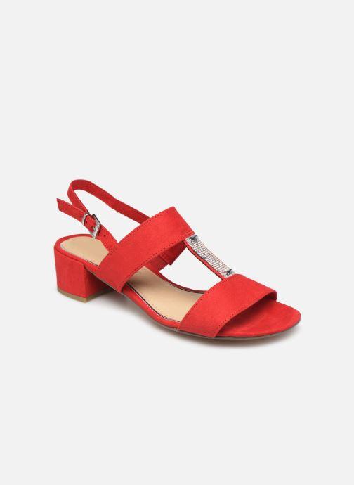 Sandales et nu-pieds Marco Tozzi Nyla 2 Rouge vue détail/paire