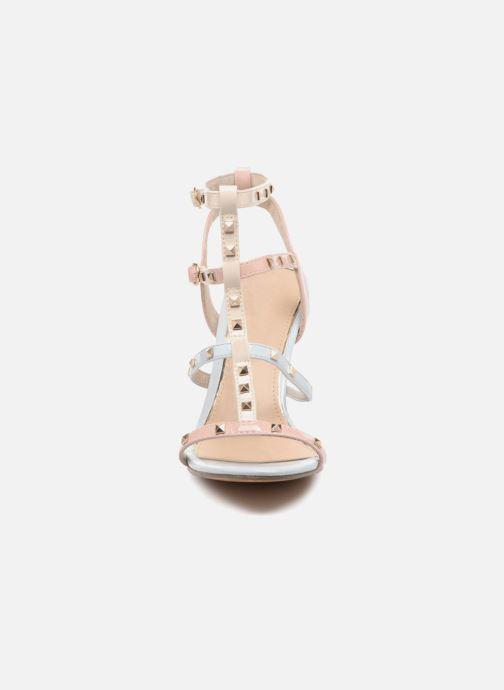 Sandali e scarpe aperte Marco Tozzi Direna Multicolore modello indossato