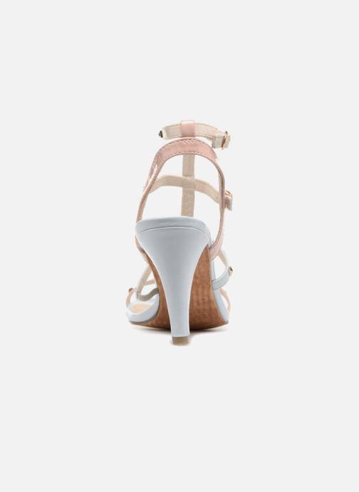 Sandali e scarpe aperte Marco Tozzi Direna Multicolore immagine destra