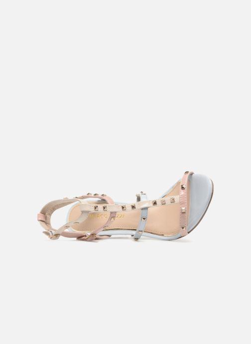 Sandali e scarpe aperte Marco Tozzi Direna Multicolore immagine sinistra