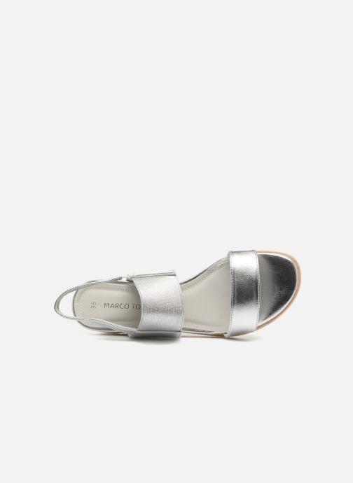 Ledio Marco pieds Silver Et Sandales Tozzi Nu Yybfg6v7
