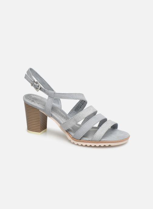 Sandales et nu-pieds Marco Tozzi Inaki Gris vue détail/paire