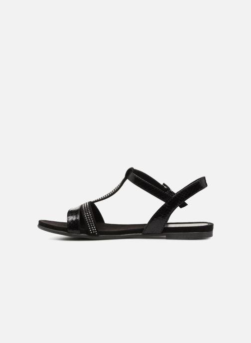 Sandalen Marco Tozzi Peklu Zwart voorkant