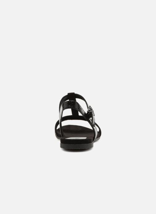 Sandali e scarpe aperte Marco Tozzi Peklu Nero immagine destra
