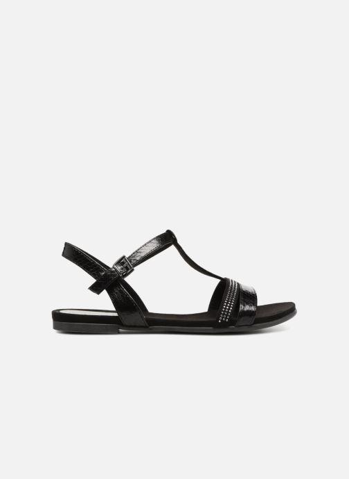 Sandalen Marco Tozzi Peklu Zwart achterkant