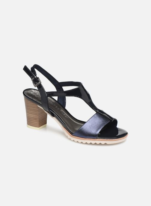 Sandales et nu-pieds Marco Tozzi Colas Bleu vue détail/paire
