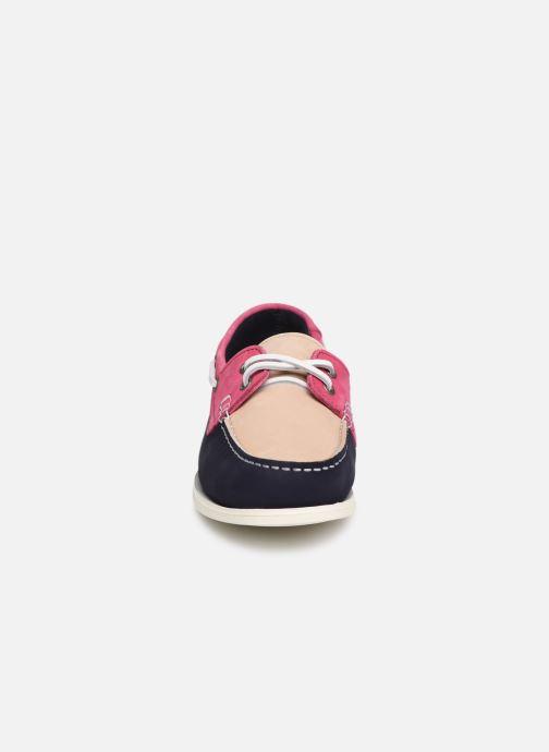 Chaussures à lacets Aigle Havson W Multicolore vue portées chaussures