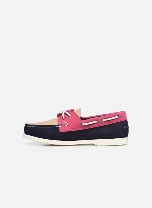 Chaussures à lacets Aigle Havson W Multicolore vue face