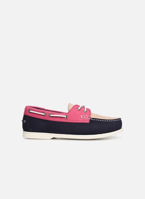 Chaussures à lacets Aigle Havson W Multicolore vue derrière
