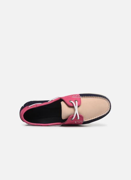 Chaussures à lacets Aigle Havson W Multicolore vue gauche