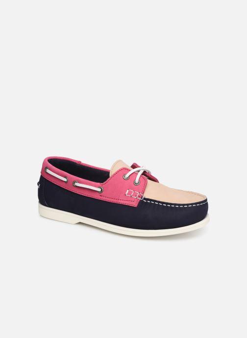 Chaussures à lacets Aigle Havson W Multicolore vue détail/paire