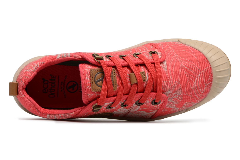 Chaussures de sport Aigle Tenere Light Low W CVS Print Rose vue gauche