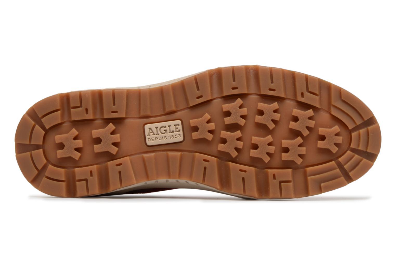Chaussures de sport Aigle Tenere Light Low W CVS Print Rose vue haut