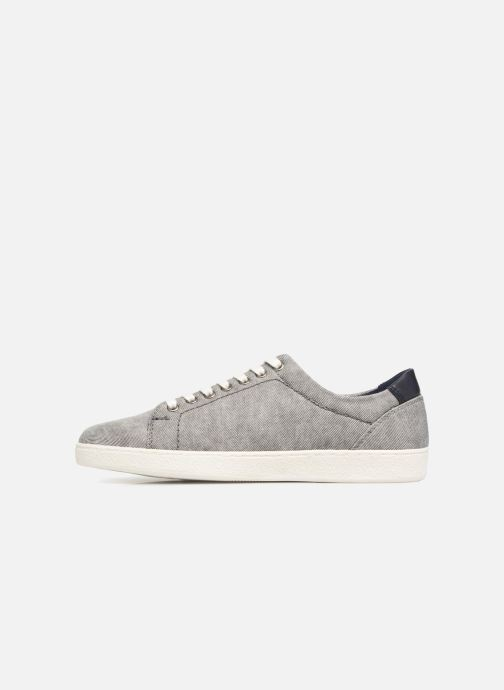 Baskets I Love Shoes KEBARA Gris vue face