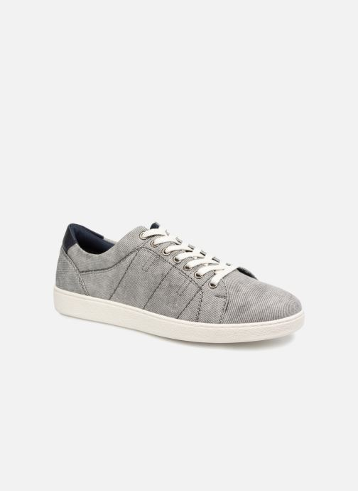 Baskets I Love Shoes KEBARA Gris vue détail/paire