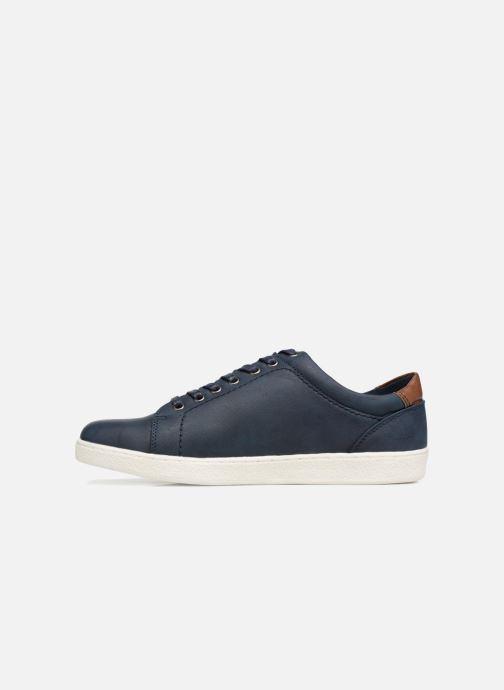Deportivas I Love Shoes KEBARA Azul vista de frente
