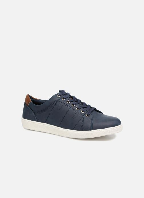Deportivas I Love Shoes KEBARA Azul vista de detalle / par