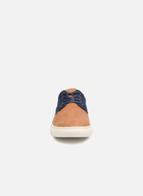 Baskets I Love Shoes KENIGH Marron vue portées chaussures