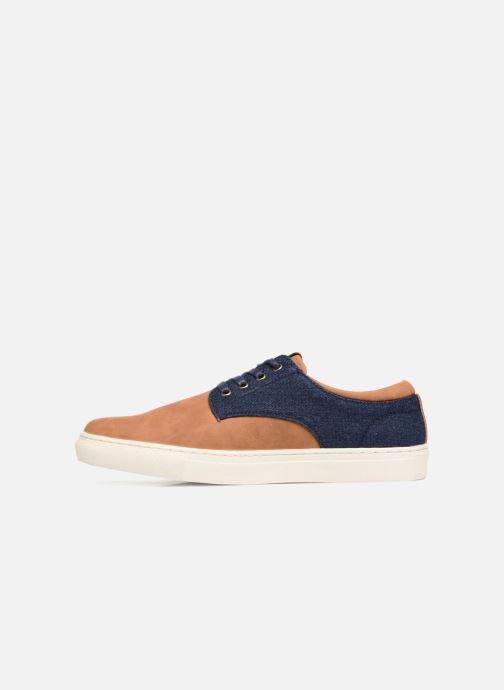 Sneaker I Love Shoes KENIGH braun ansicht von vorne
