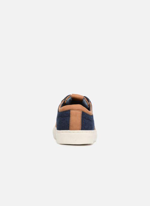 Baskets I Love Shoes KENIGH Marron vue droite