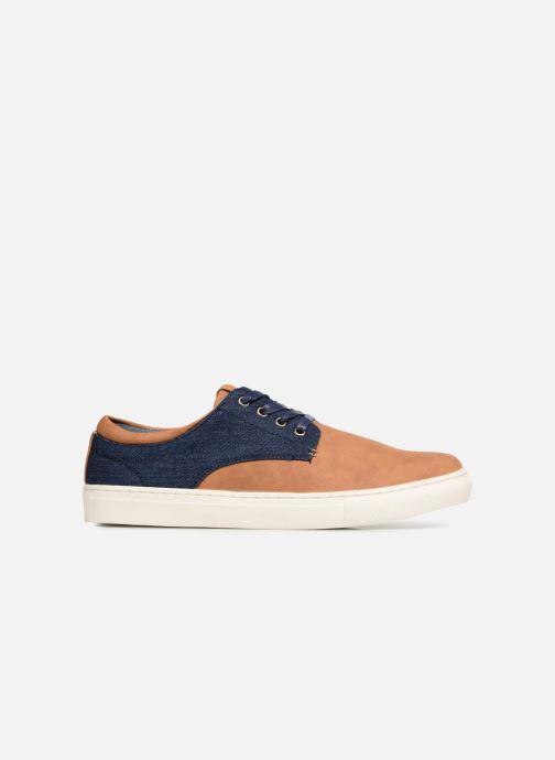 Sneaker I Love Shoes KENIGH braun ansicht von hinten
