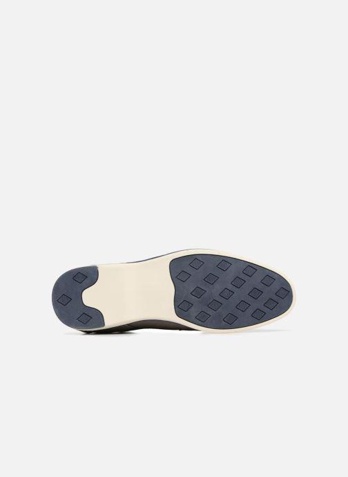Schnürschuhe I Love Shoes KEMO grau ansicht von oben