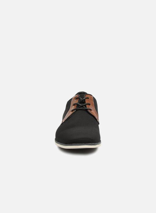 Chaussures à lacets I Love Shoes KEMO Noir vue portées chaussures