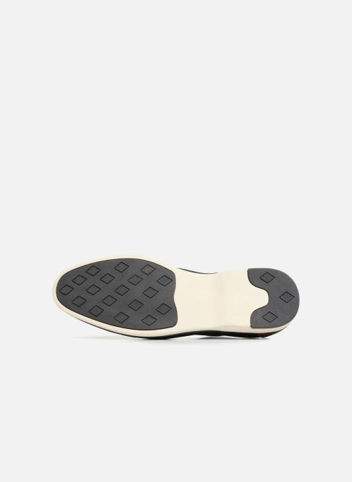 Chaussures à lacets I Love Shoes KEMO Noir vue haut