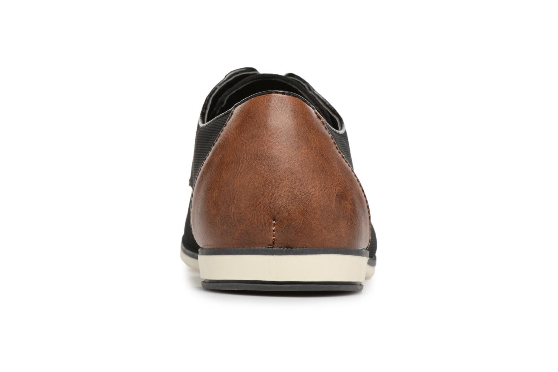 Chaussures à lacets I Love Shoes KEMO Noir vue droite