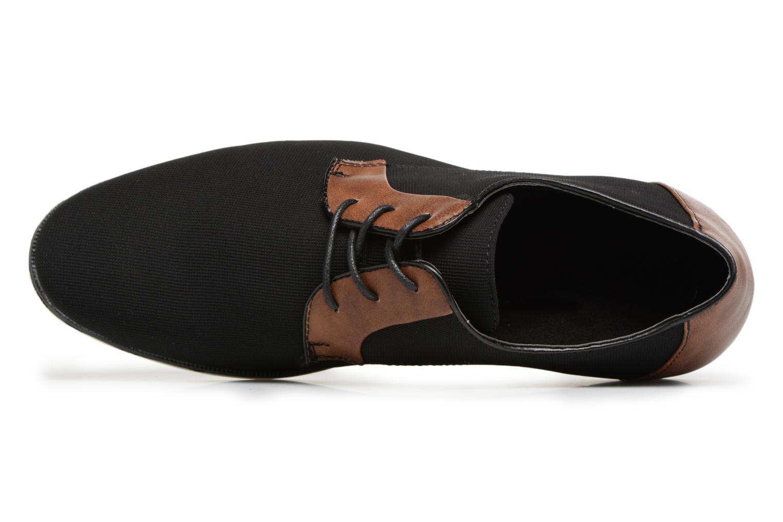 Chaussures à lacets I Love Shoes KEMO Noir vue gauche