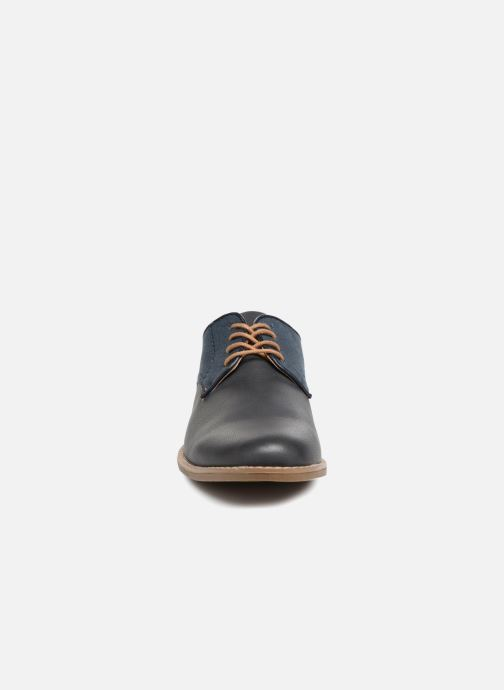 Lace-up shoes I Love Shoes KANION Blue model view