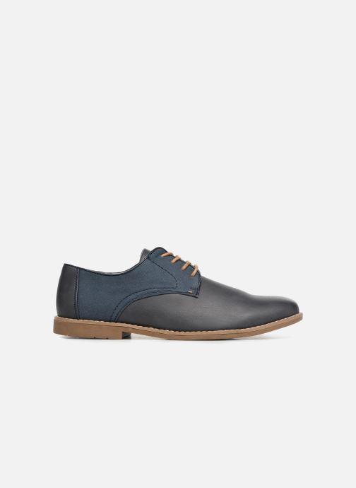 Zapatos con cordones I Love Shoes KANION Azul vistra trasera