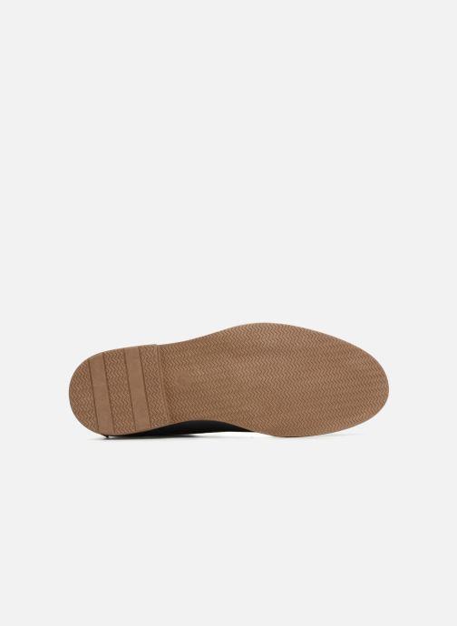 Chaussures à lacets I Love Shoes KANION Bleu vue haut