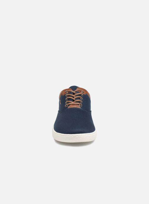 Baskets I Love Shoes KENINO Bleu vue portées chaussures