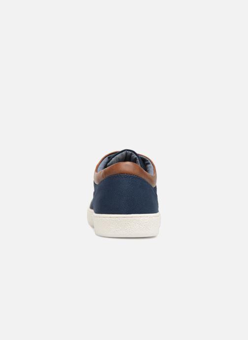 Deportivas I Love Shoes KENINO Azul vista lateral derecha