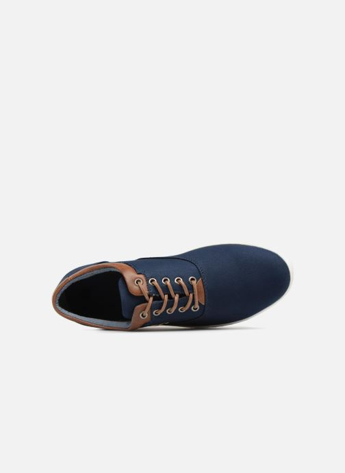 Sneaker I Love Shoes KENINO blau ansicht von links