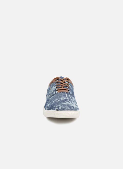 Deportivas I Love Shoes KENINO Azul vista del modelo