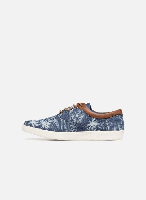 Baskets I Love Shoes KENINO Bleu vue face