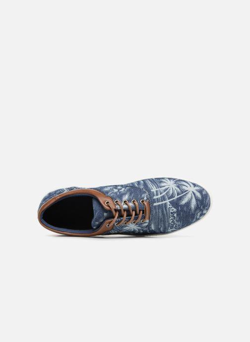 Deportivas I Love Shoes KENINO Azul vista lateral izquierda