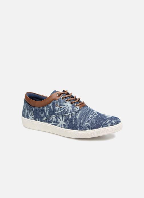Baskets I Love Shoes KENINO Bleu vue détail/paire