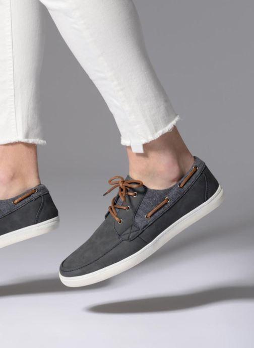 Snøresko I Love Shoes KESEA Blå se forneden