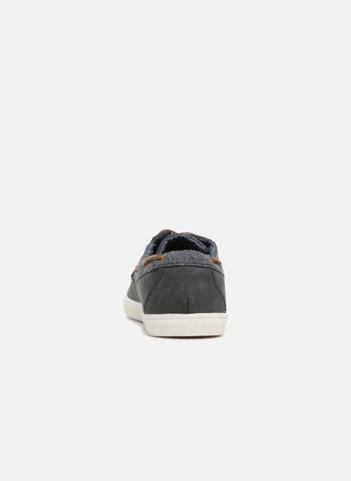 Snøresko I Love Shoes KESEA Blå Se fra højre